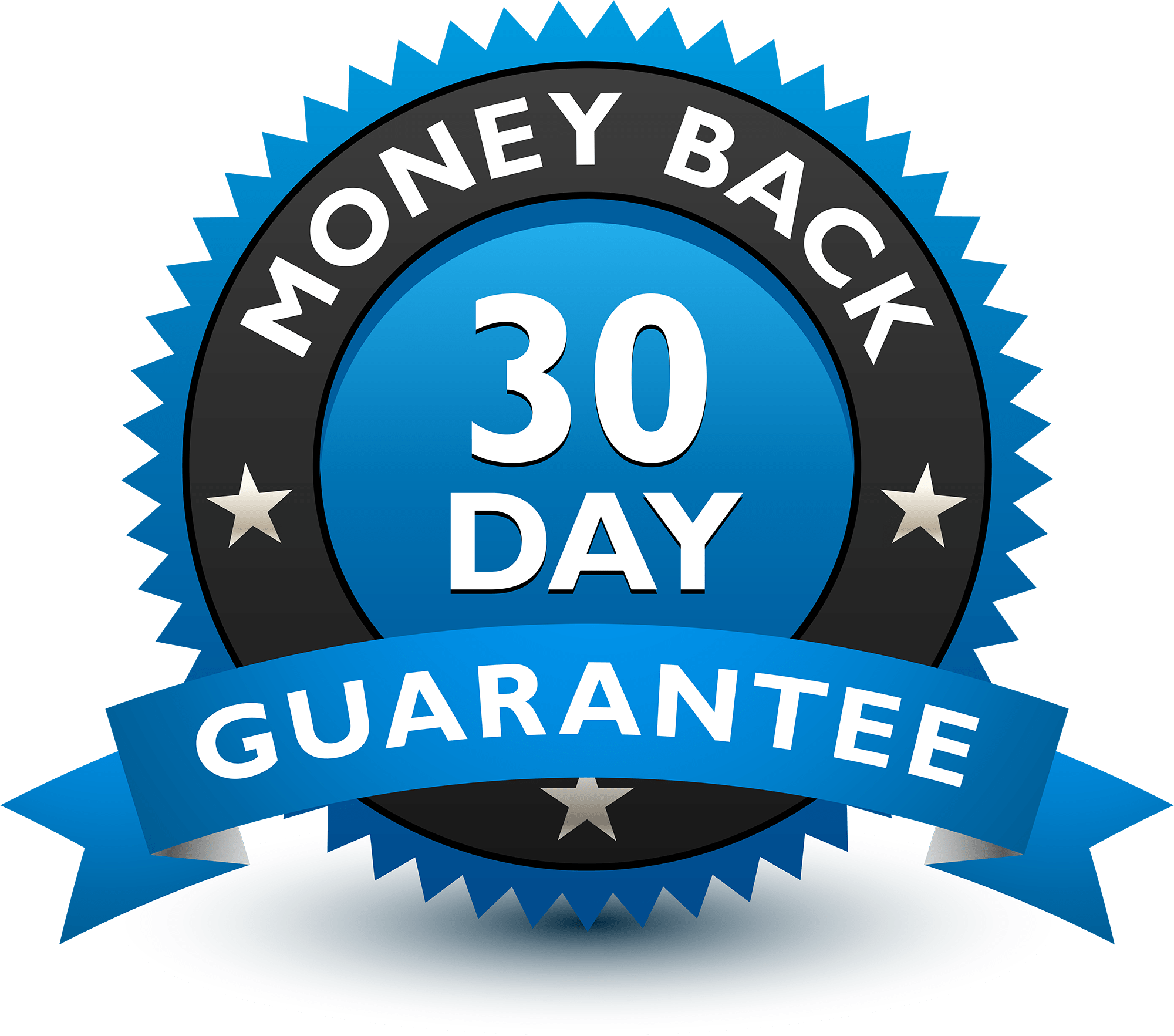 Our radon agency offers a money back guarantee