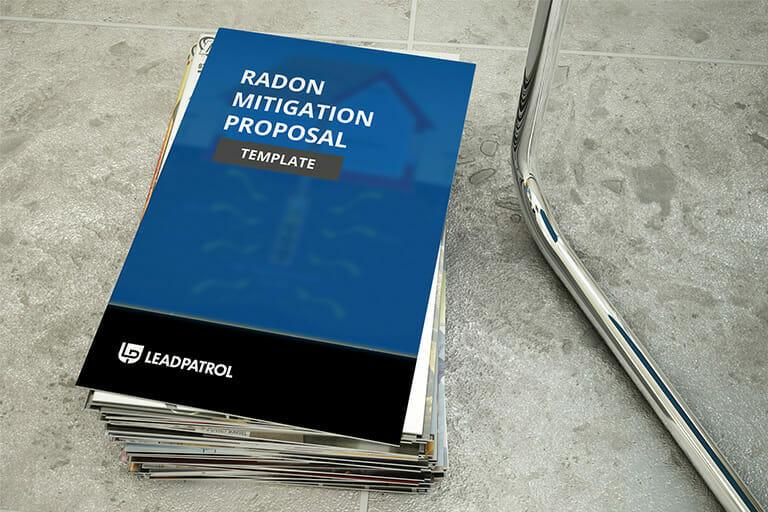 Free Radon Proposal Template Download